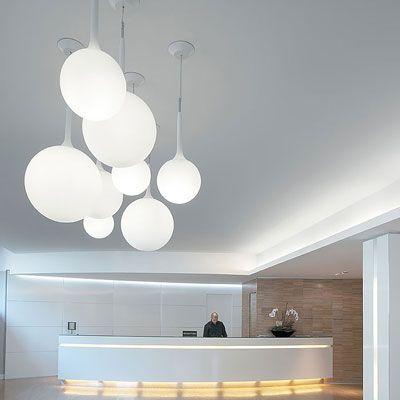 Artemide Lighting Ca Suspension Commercial Supplier 380 00 Commerciallightingsupplier