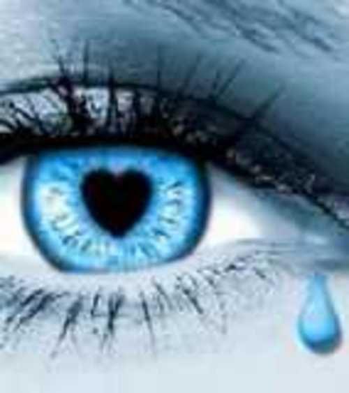 crying eye tattoo designs | Crying Eye