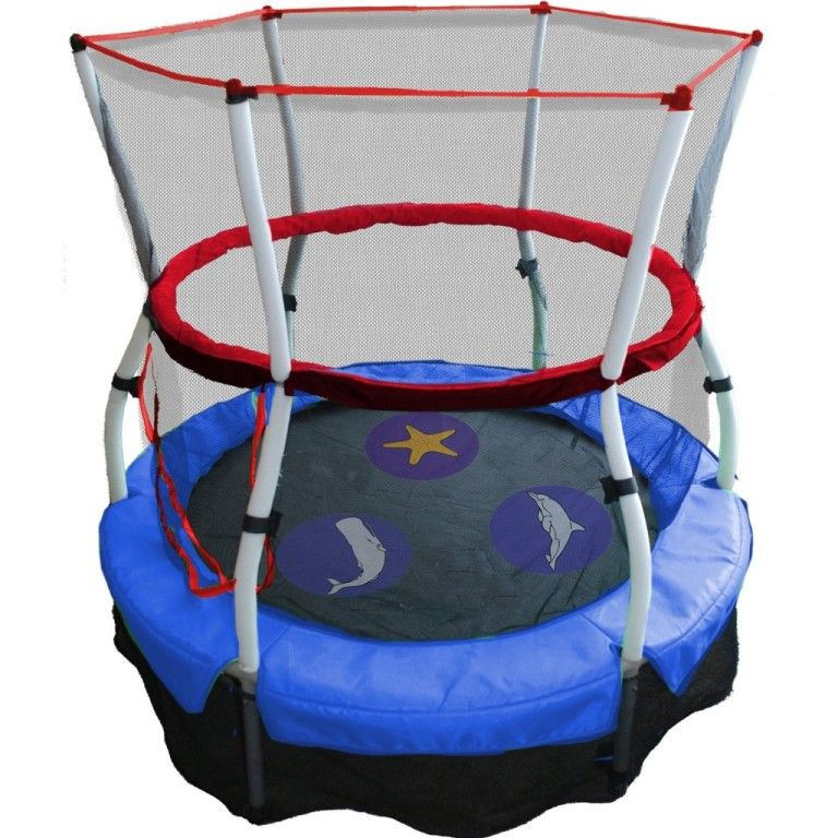 Interior Classic Small Trampoline Exercises Calories from