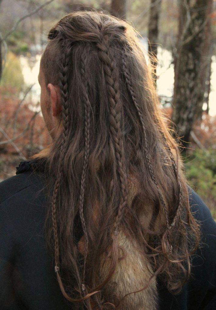 Zopfe Mit Schlossern Frisuren Haar Frisuren Manner Und Manner Frisuren