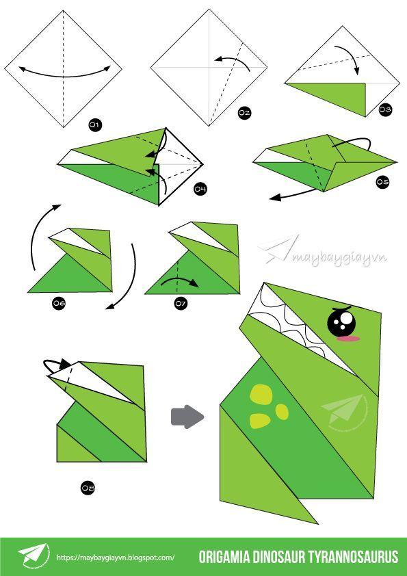 Photo of Origami dinosaur tutorial,  #Dinosaur #Origami #origamidinosaur , Origami dinosaur tutorial H…