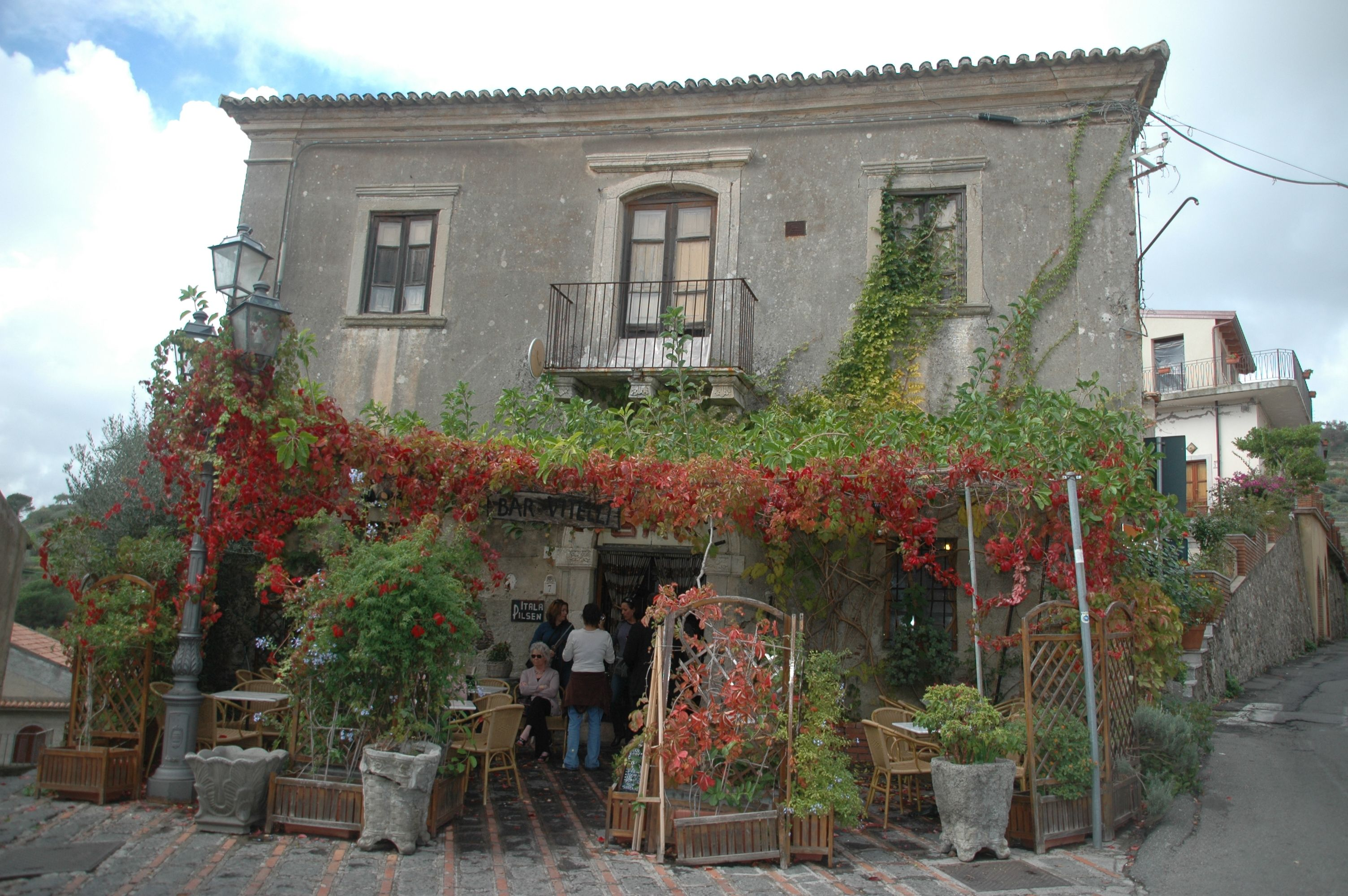 Sicily Italy Where The Godfather Film Was Partially Shoe