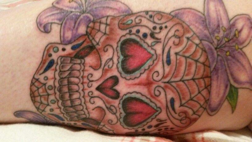 Loving my new tattoo