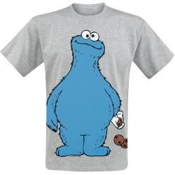 Photo of Sesame Street Cookie Monster – T-Shirt