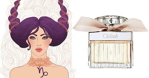 *Capricorn -Not one to ever favour anything that is in-your-face, a Capricorn woman is responsible, down-to-earth and classy. Your signature fragrance should add to your ladylike elegance so look for something that is feminine and fresh with components like rose, honey and litchi.(Chloe Eau De Parfum )