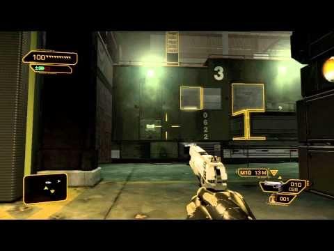 Deus Ex Human Revolution Walkthrough Part 12 Detroit
