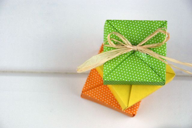 DIY – Origami Boxen falten – super einfach!  http://barfussimnovember.com