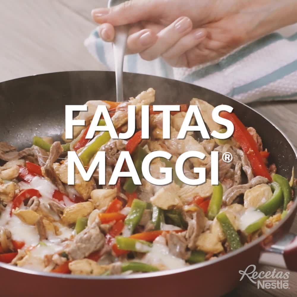 Fajitas MAGGI®