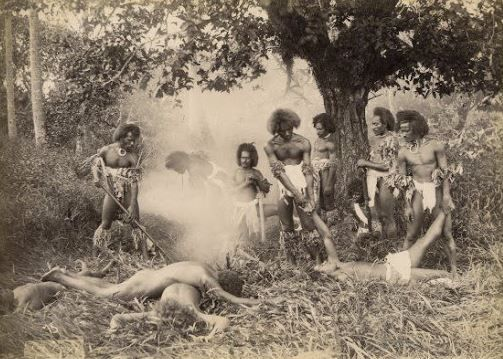 A brief history of cannibalism in the Fiji islands 4/18/2011