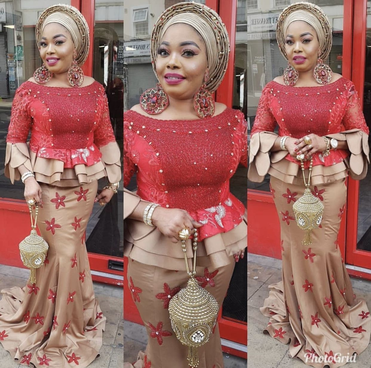Asoebi Style African Print Dresses Latest African Fashion Dresses African Fashion Dresses
