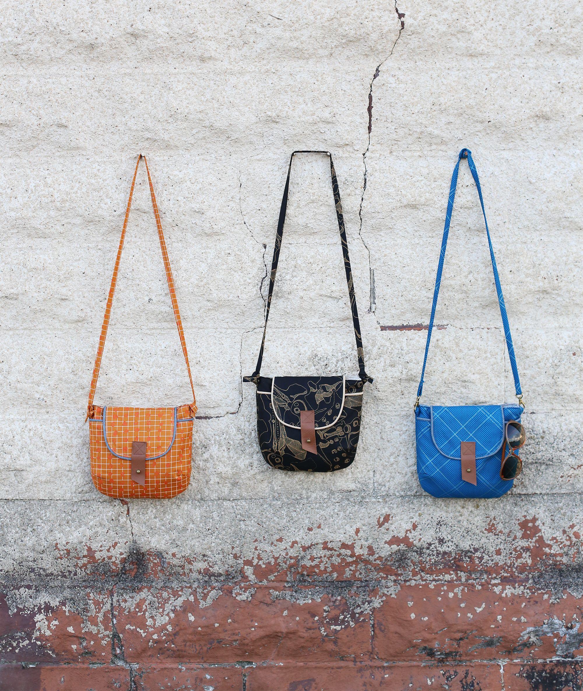 Carkai Gatherer Crossbody Bag | Diy tasche