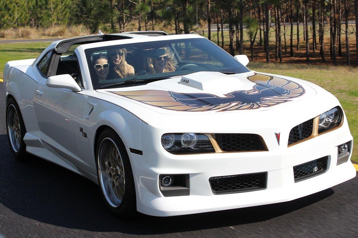 2019 Pontiac Firebird Trans Am First Drive Price Performance and