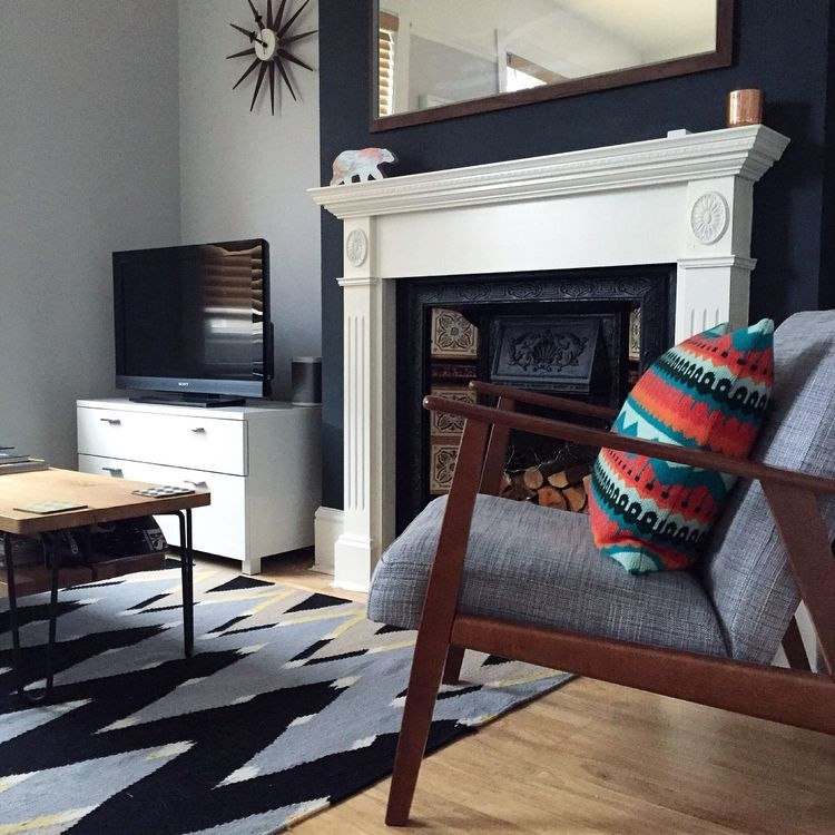Accent Wall Living Room Faux Suede Paint: 5 Awesome Budget-Friendly Accent Wall Ideas