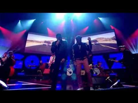 Gorillaz - Stylo on Later with Jools Holland