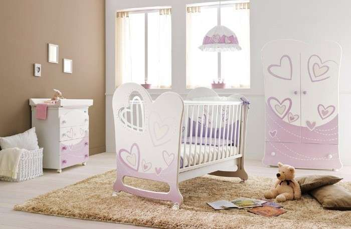 Arredare la camera di un neonato arredi fatati per i neonati neonato gallerie fotografiche - Arredare camera neonato ...