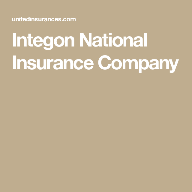 Integon National Insurance Company