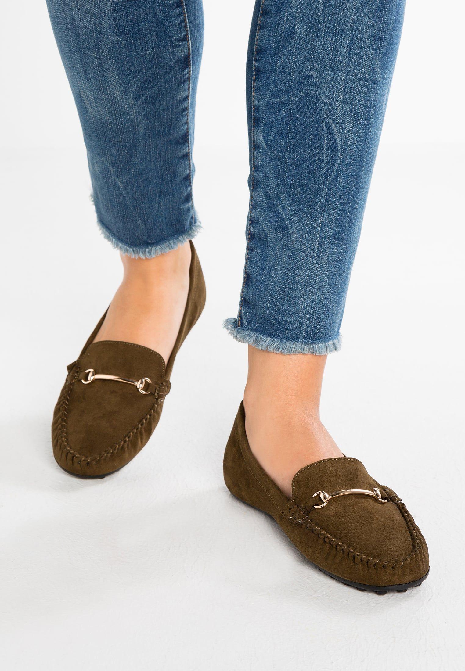 minorista online 5f388 e6c65 Mocasines - khaki   Calzado   Calzas y Mocasines