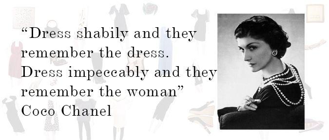 #DressImpeccably