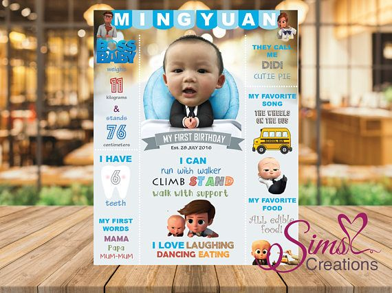 Image result for boss baby party | Boss Baby party | Pinterest ...