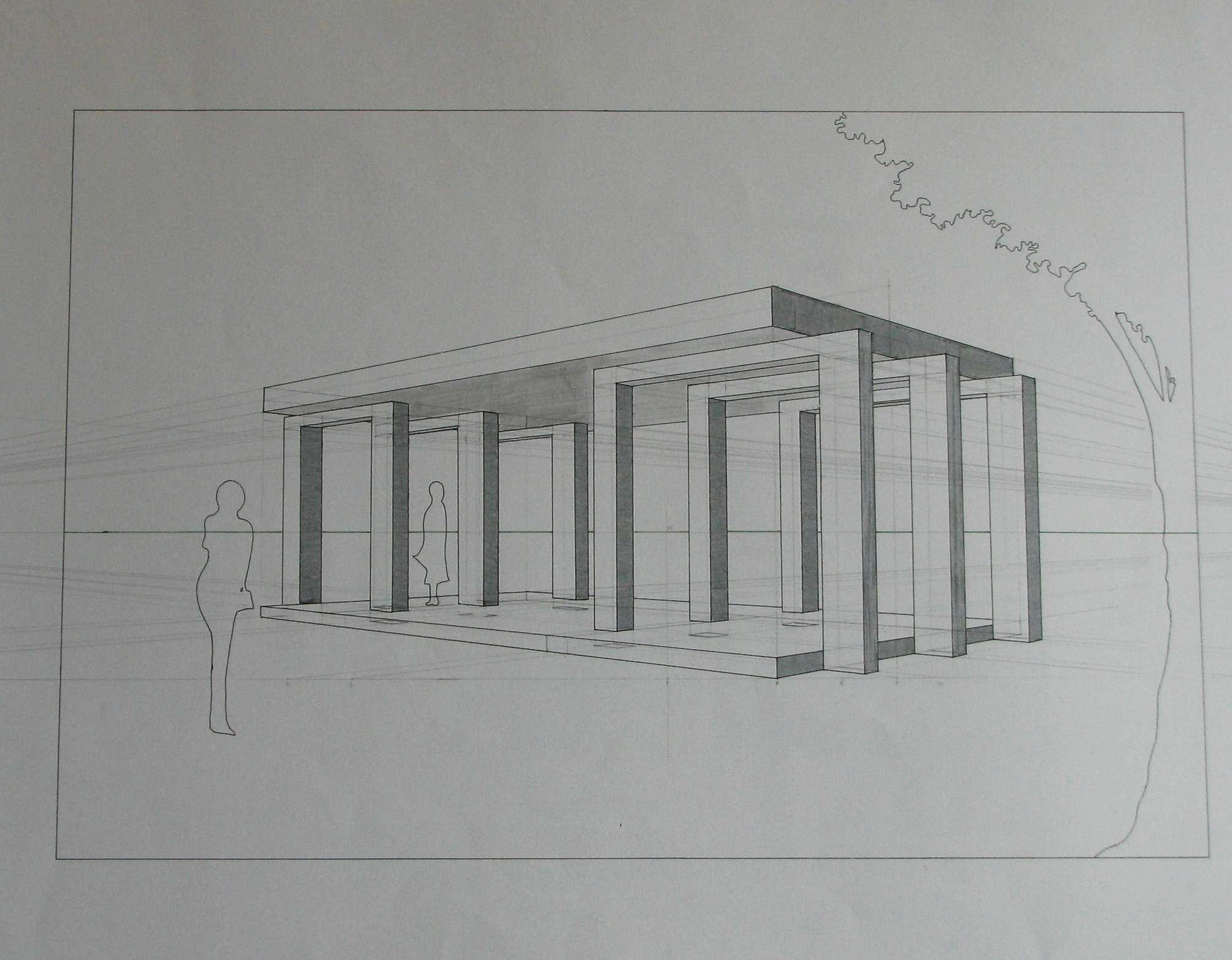 Camera Da Letto In Prospettiva Centrale esercizio di prospettiva accidentale (con immagini) | arte