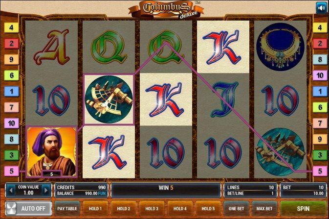 Колумб игровые автоматы 2003 год игровой автомат скалолаз без регистрации бесплатно