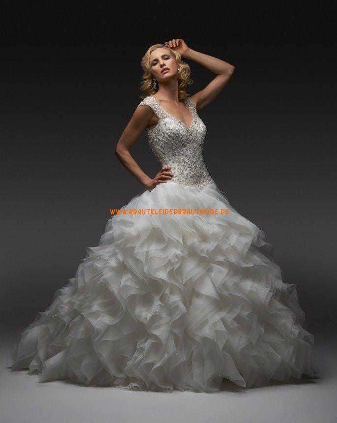 Bonny Essence Luxuriöse Ausgefallenen Schönste Brautkleider aus ...