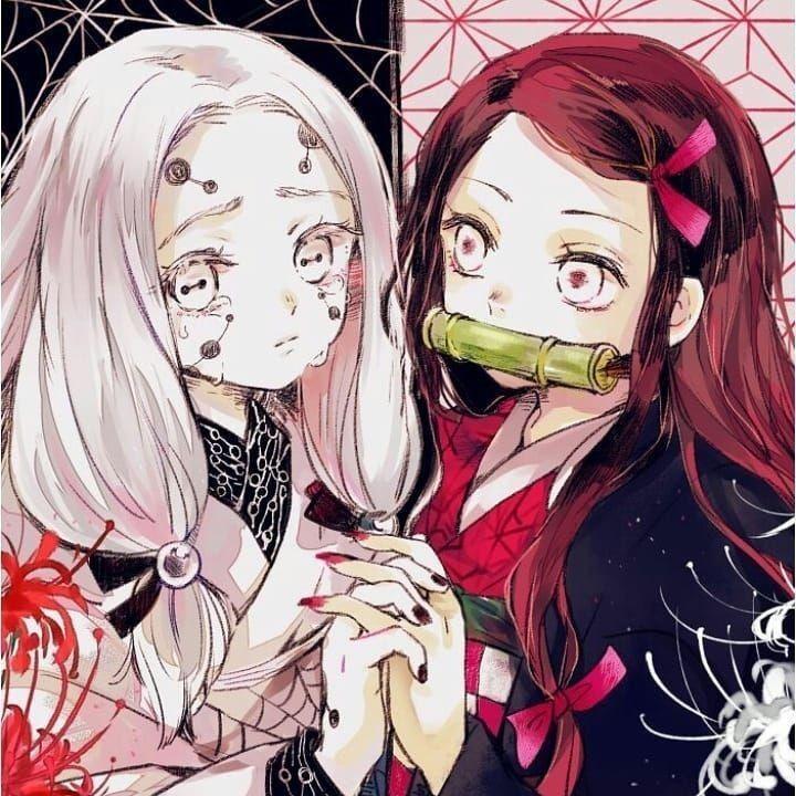 Şeytani, Kimetsu No Yaiba panosunda yoshiko ♡ tarafından