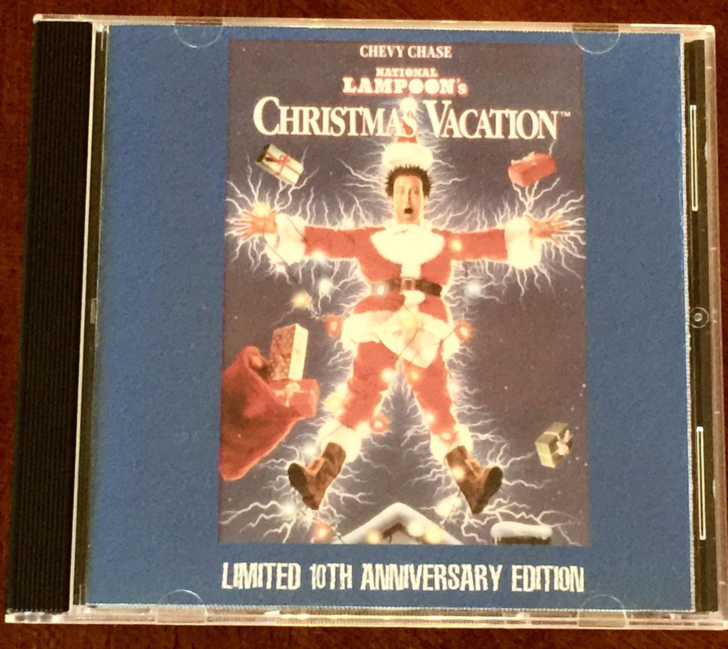 Christmas Vacation Soundtrack.National Lampoon Christmas Vacation Soundtrack Cd Rare