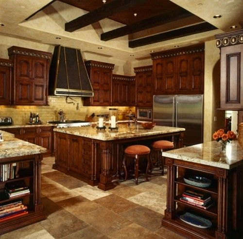 Amazing Mediterranean Kitchen Mediterranean Kitchen Design