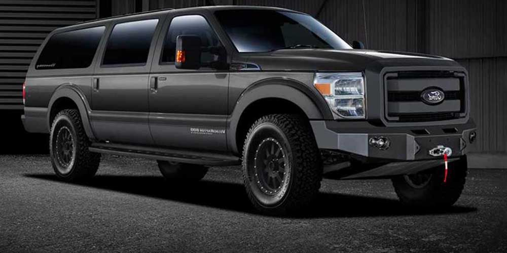 2018 ford excursion will be the new suv king. Black Bedroom Furniture Sets. Home Design Ideas