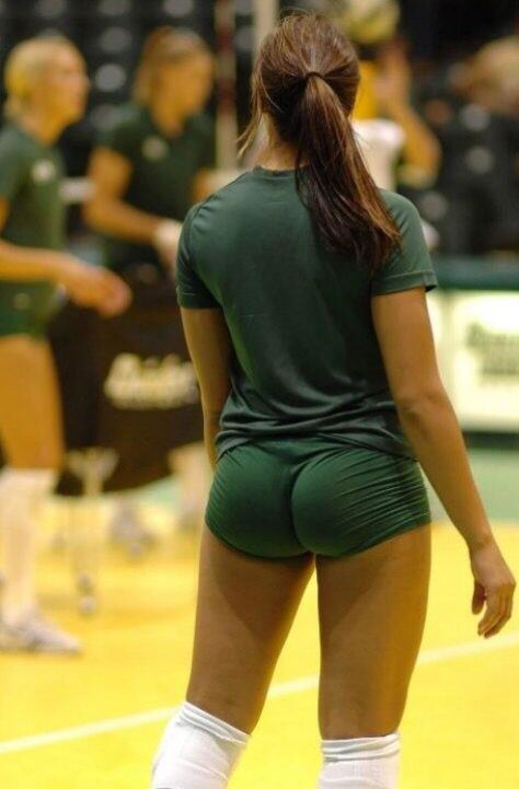 Pin On Best Volleyball Butts