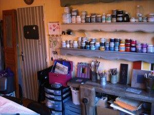 la page Facebook de l'atelier - Artiza, l'Atelier Relookage