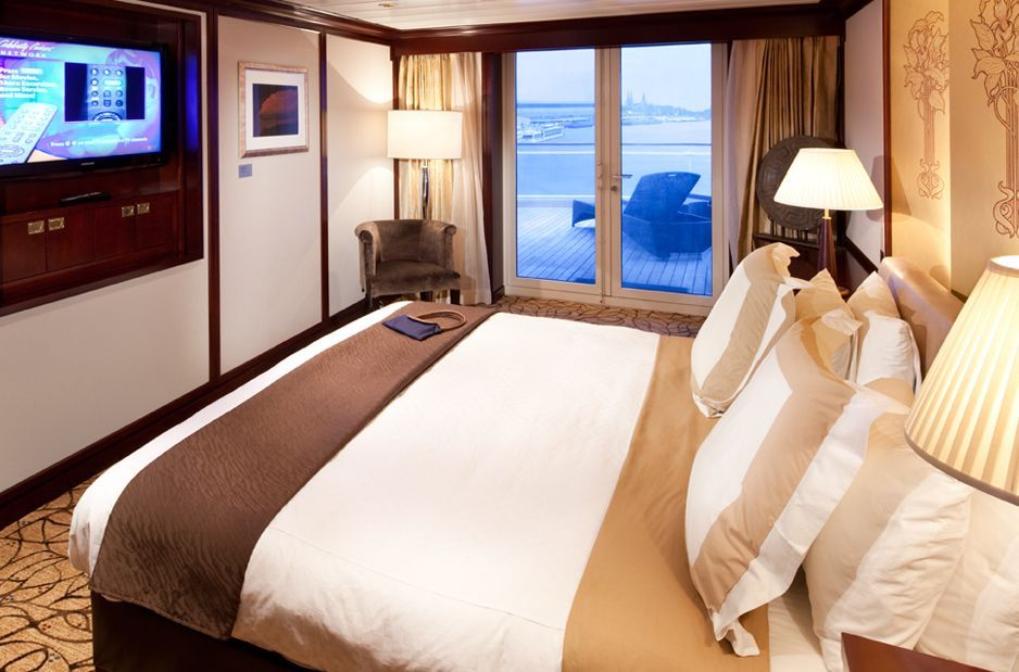Balcony Stateroom Celebrity Cruises