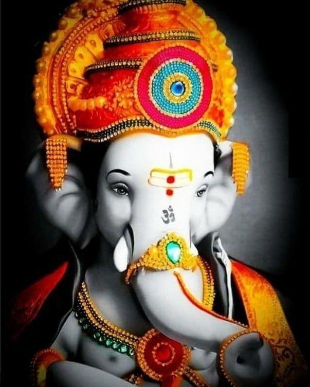 Ganesha Wallpepar 2019 Full Hd Download 100 Ganesh Wallpaper Ganesh Chaturthi Images Hanuman Wallpaper