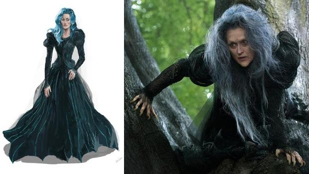 most awesome witch | Into The Woods Costumes | Pinterest | Costume ...