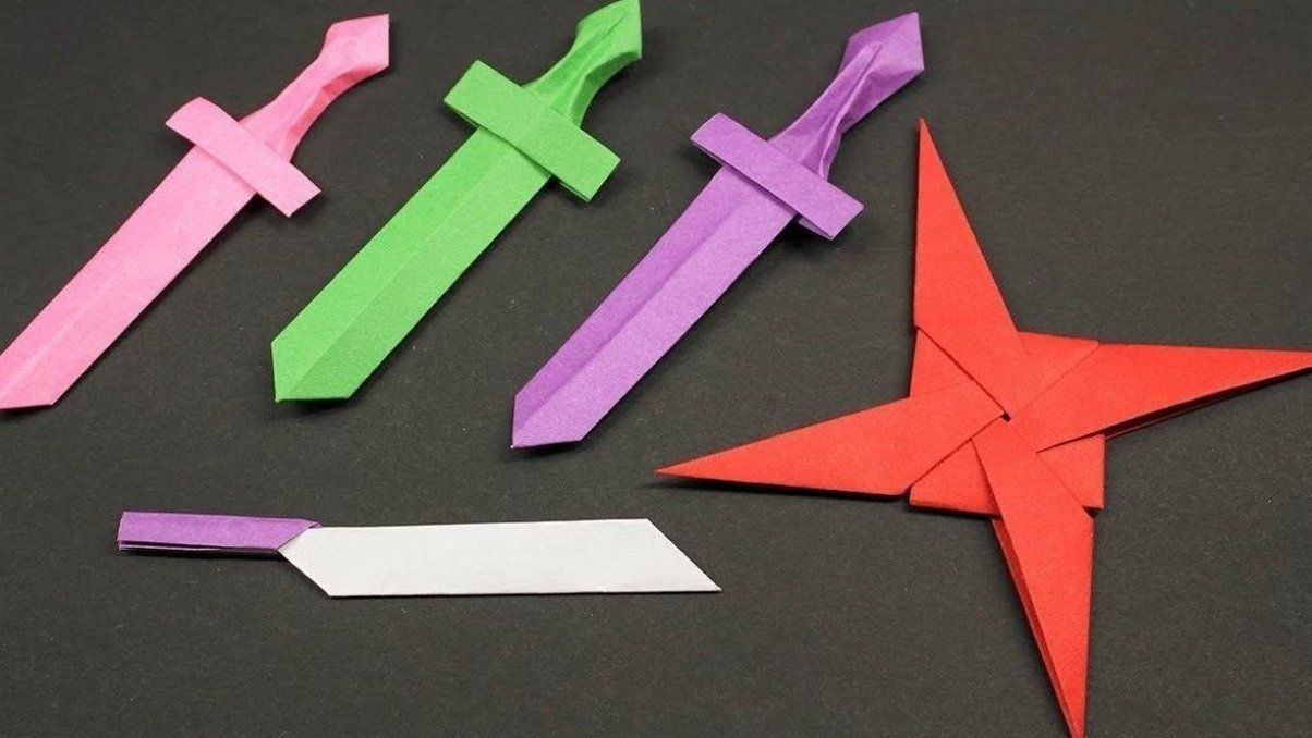 Pin On Origami Paper