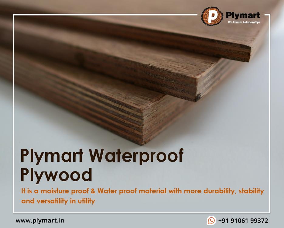 Plymart Waterproof Plywood Plywood Waterproof Wood Species