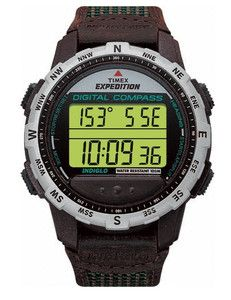 c8cc4ecca9 timex indiglo watches of the 90s | Timex Indiglo Expedition Digital Compass Men's  Watch - 77862