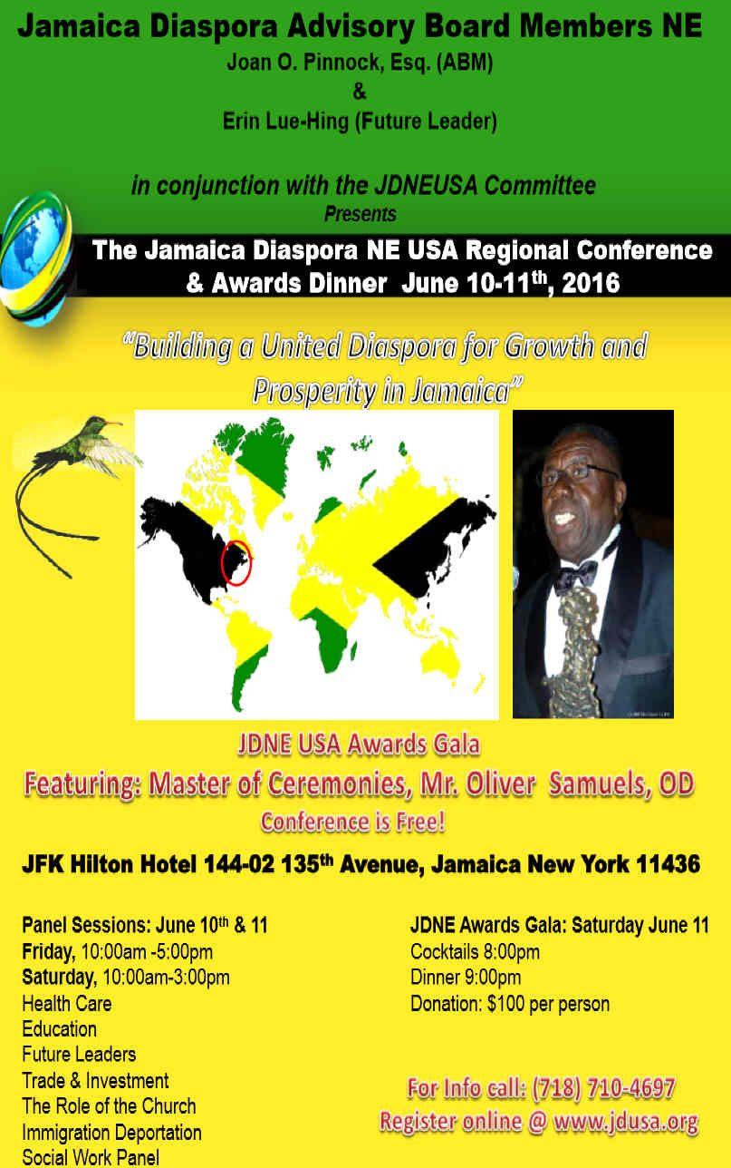 JAMAICAN DIASPORA CANADA HELPING THE DIASPORA PROSPER THE CANADIAN EXPERIENCE Jamaica Diaspora Conference