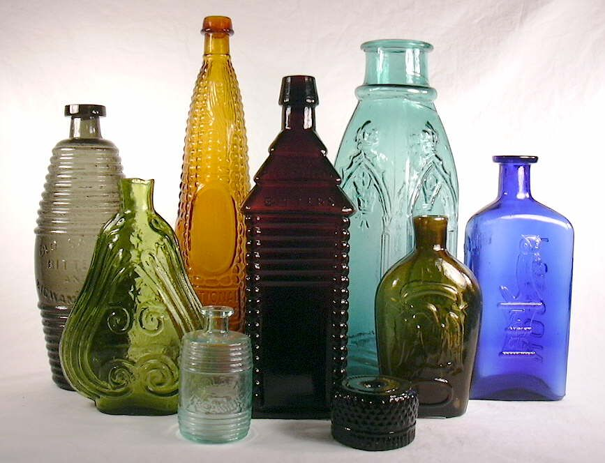 Bill Lindsey S Historic Gl Bottle