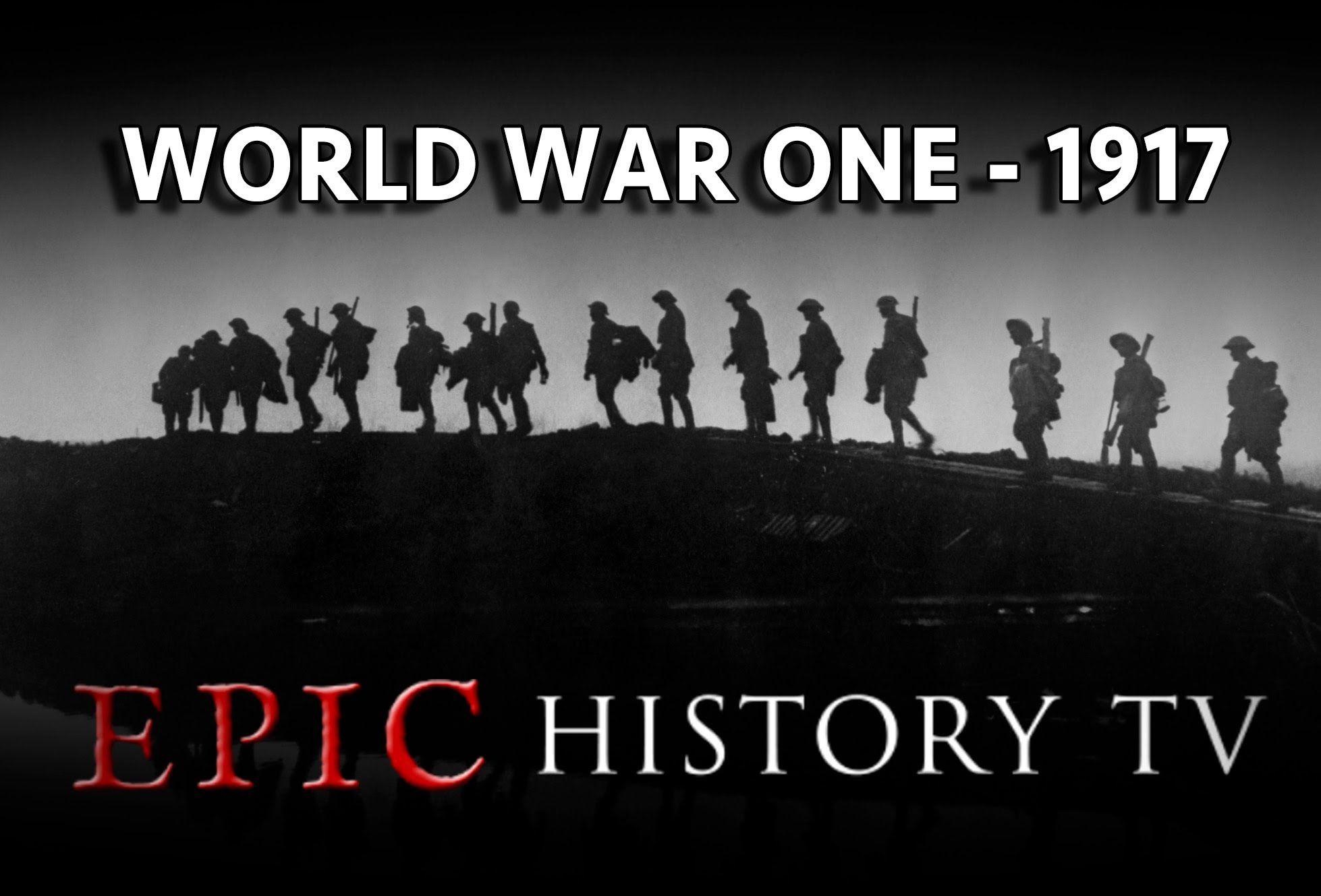Epic History World War One