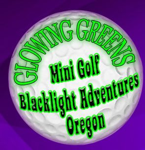 Glowing Greens is Portland and Beavertons premiere blacklight