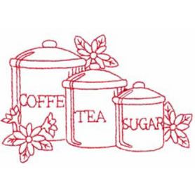 Vintage Redwork Machine Embroidery Designs Kitchen Machine Embroidery Designs Hobbies