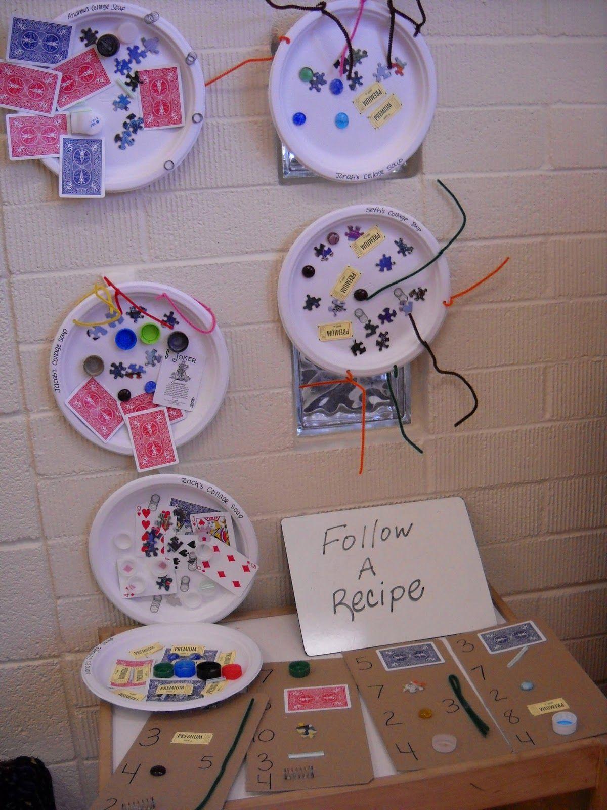 Stone Soup Preschool Art