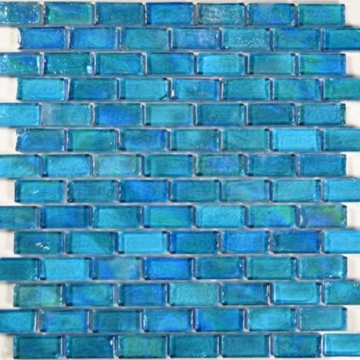 Buy Glass Tile Online | AquaBlu Mosaics | Bathroom | Pinterest ...