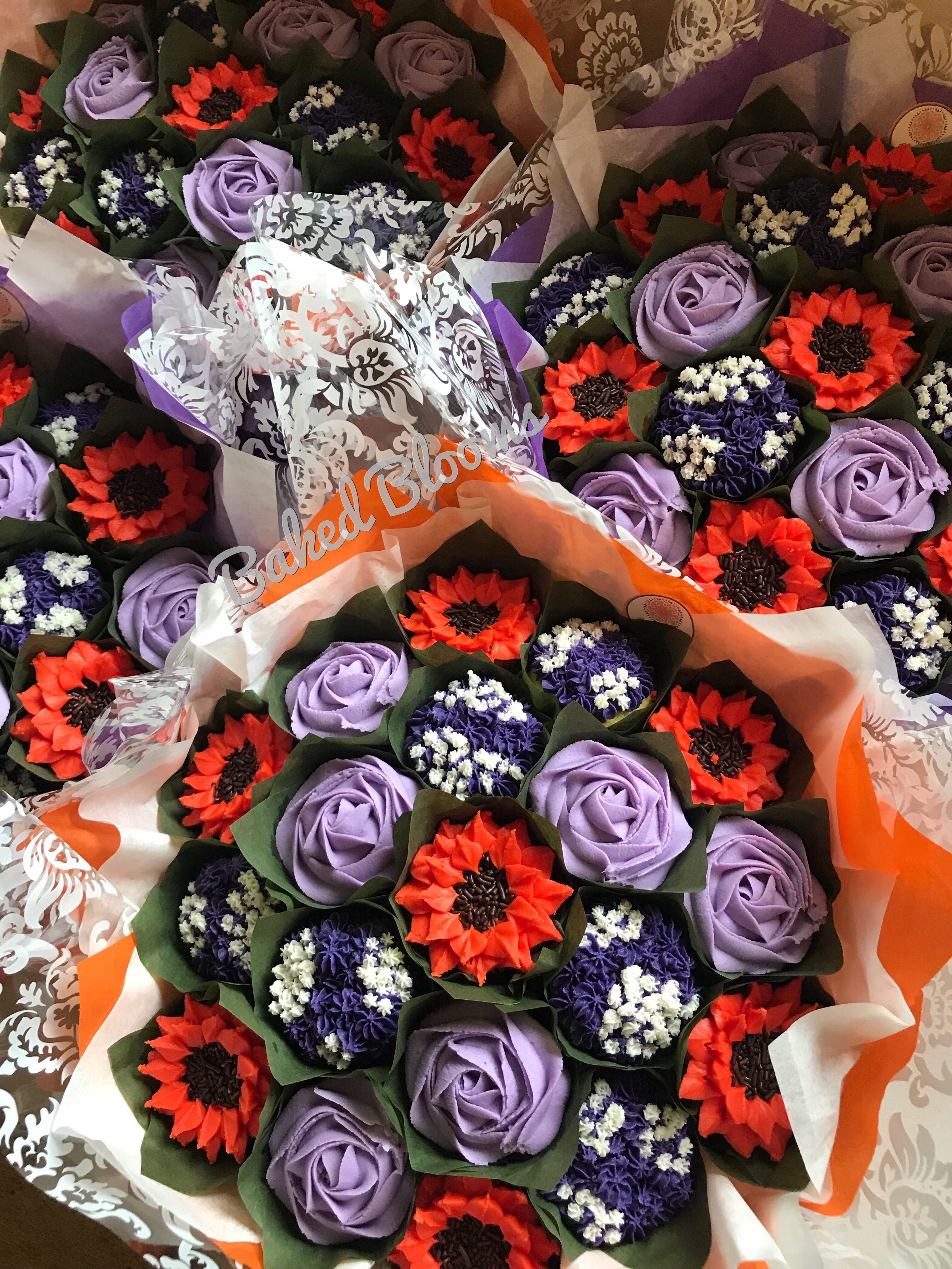 Pin by Kathleen Cusick Shea on Cupcake Bouquets Floral