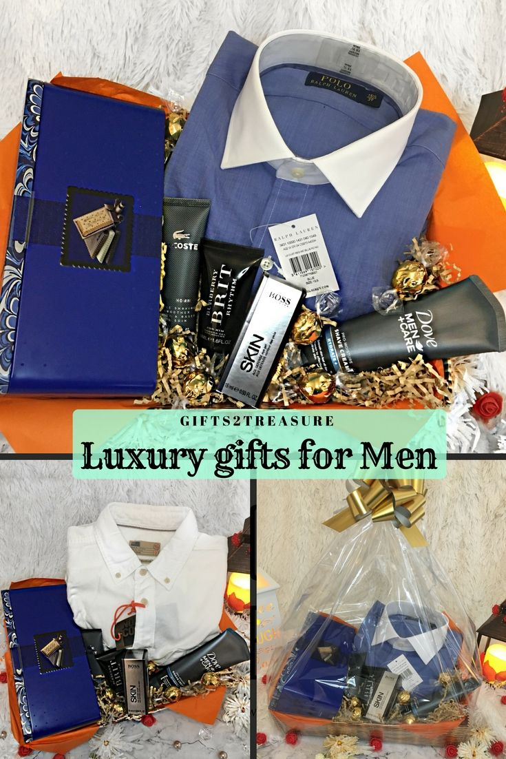 Luxury gift hampers for men. Bespoke gifts to suit your specific requirements