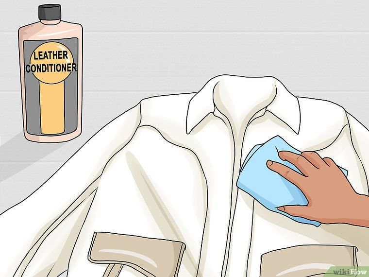 How to Clean a White Leather Jacket White leather jacket