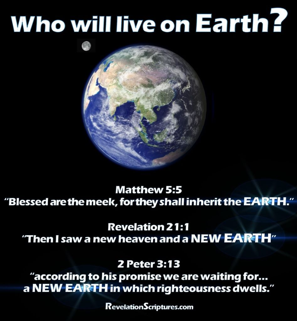 Who Will Live On The Earth Book Of Revelation Revelation Bible Study Revelation Bible Bible Knowledge
