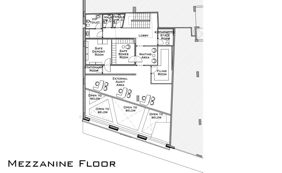 Floor Plan Of A Bank Images, File First Floor Plan Bank Of
